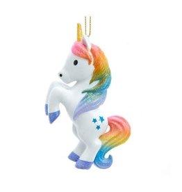 Kurt Adler Kurt Adler- Rainbow Unicorn