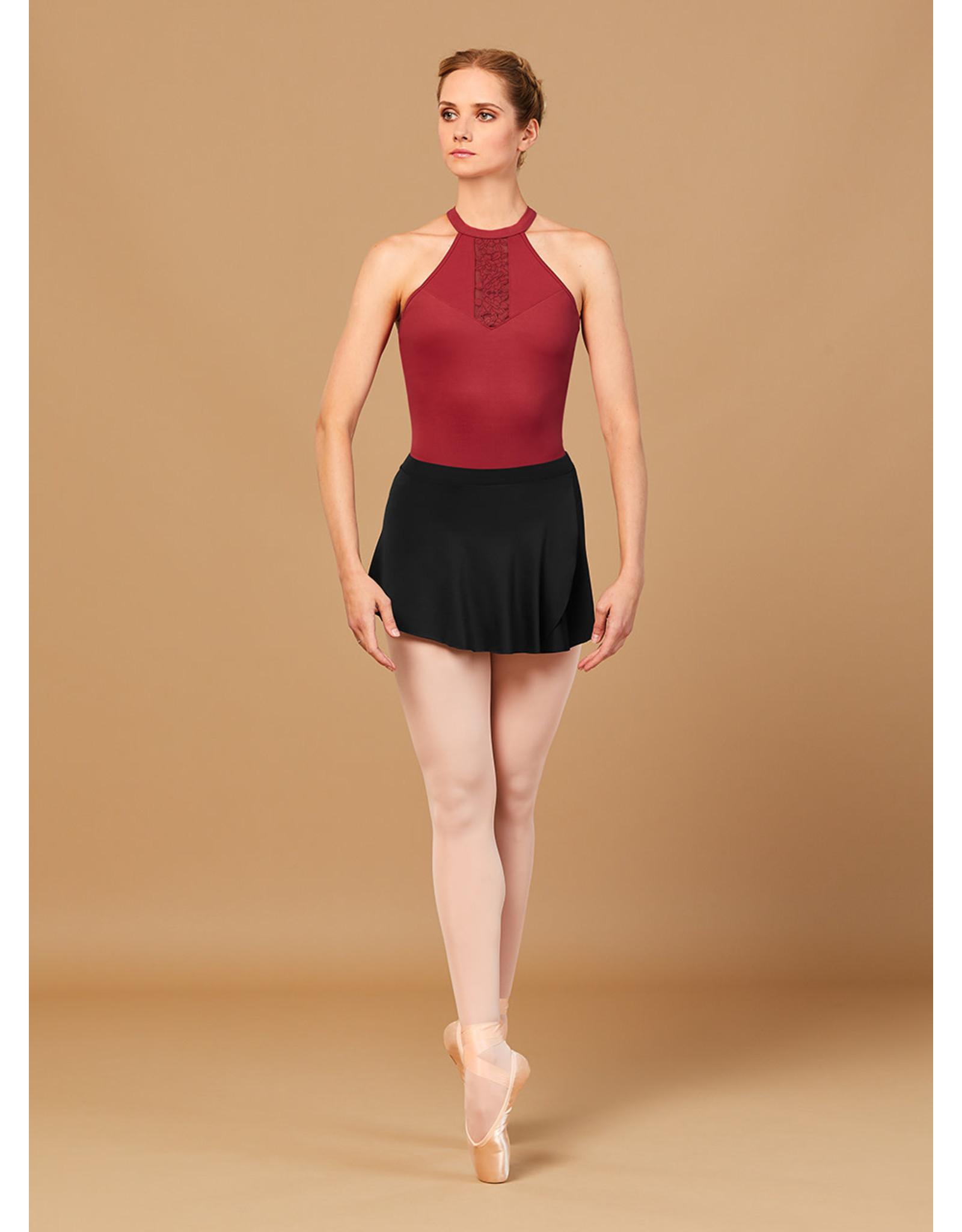 Bloch Bloch- Mock Wrap Skirt
