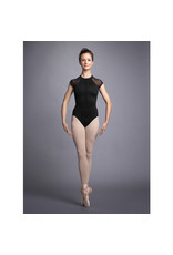 Bloch Bloch- SF21- Mesh Cap Sleeve-