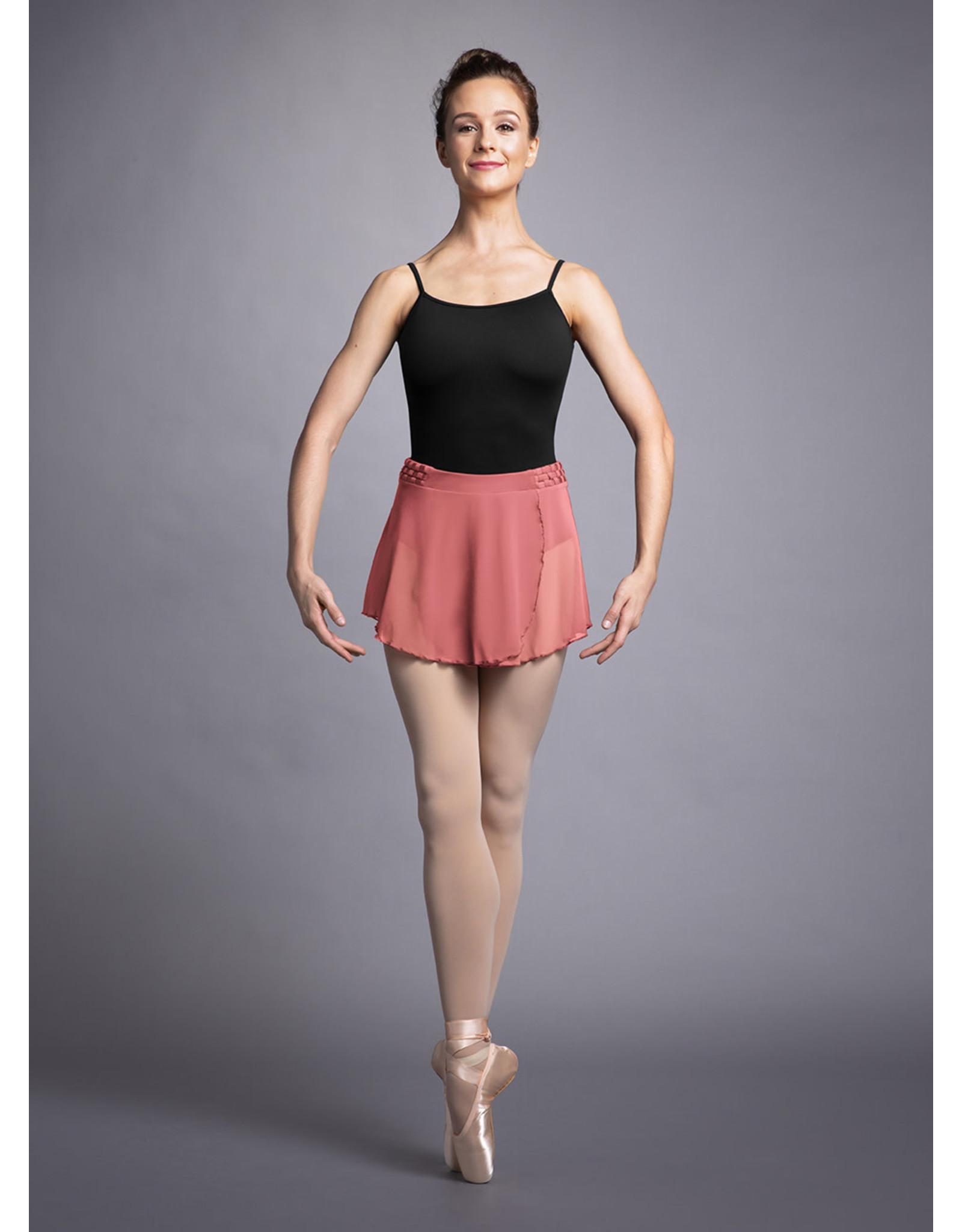 Bloch Bloch- SF21- Weave Skirt-