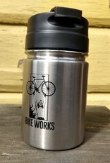 Bike Works Bike Works Tumbler 8oz, Steel