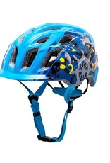 Kali Protectives Kali Protectives Chakra Child Helmet - Pirate Blue, Children's, One Size