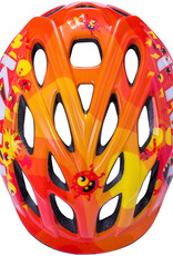 Kali Protectives Kali Protectives Chakra Child Helmet - Monsters Orange, Children's, X-Small