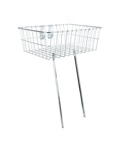 Wald Products Wald Front Basket Silver