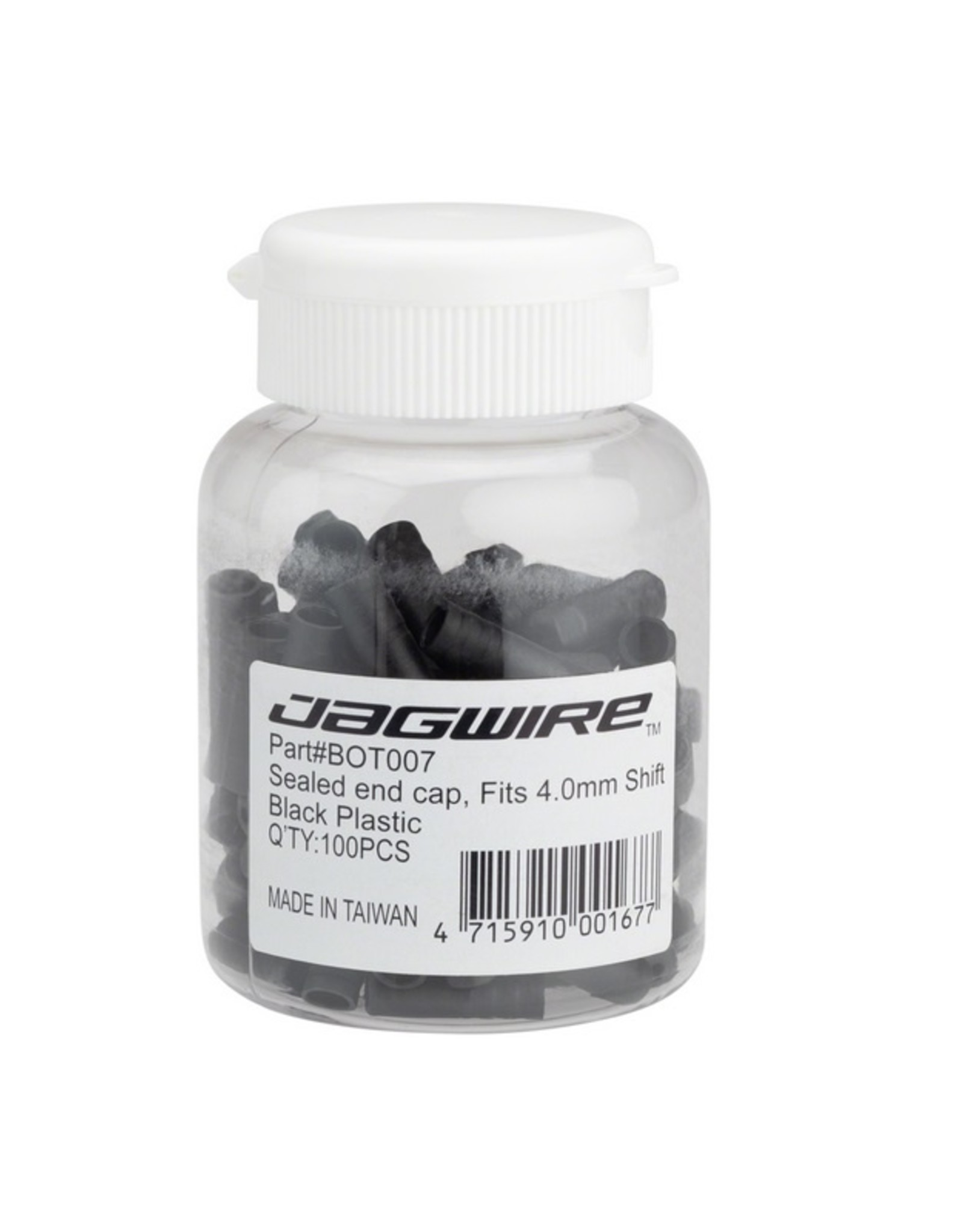 Jagwire 4mm Sealed Nylon End Caps