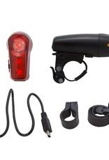 Planet Bike Planet Bike Blaze 210SL + SuperFlash USB Light Set