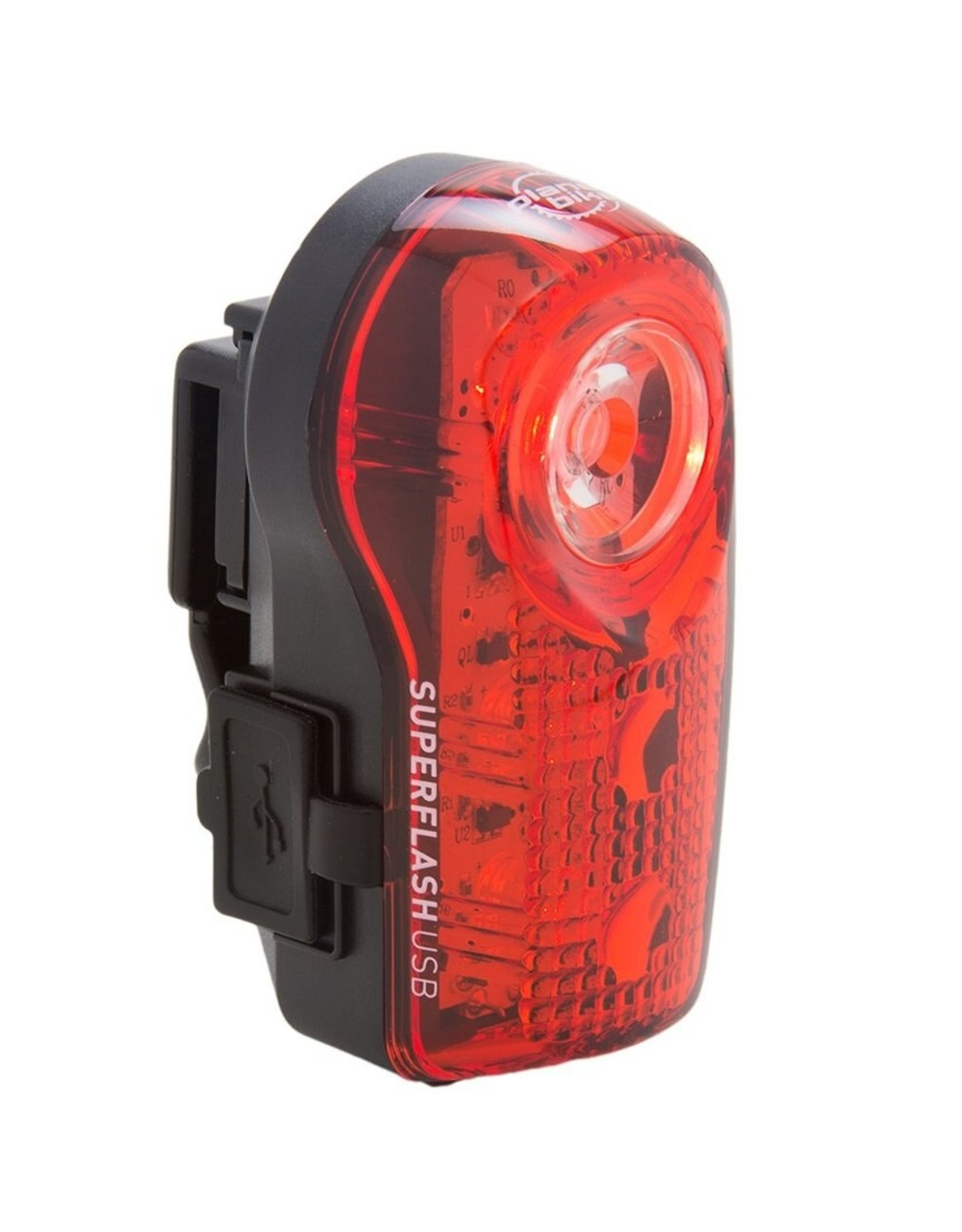 Planet Bike Planet Bike Superflash USB Taillight