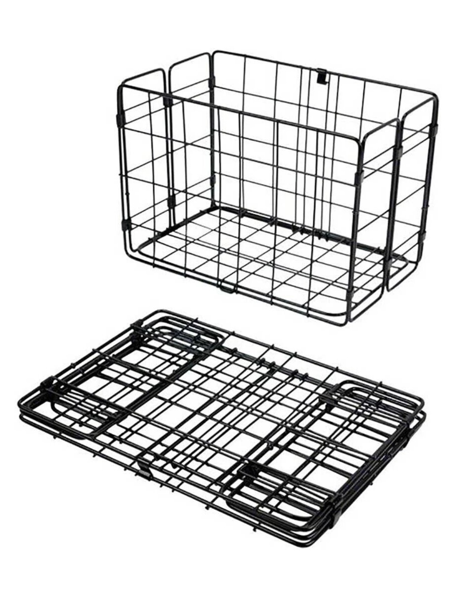 Wald Products Wald Folding Rear Basket