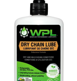 Whistler Performance WPL Dry Chain Lube - 4oz