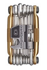 Crank Brothers Crank Brothers Multi-19 Tool: Gold