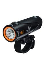 Light and Motion Light & Motion VIS 500 Headlight: Onyx Blk