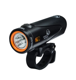 Light and Motion Light & Motion VIS 500 Headlight: Onyx Blk