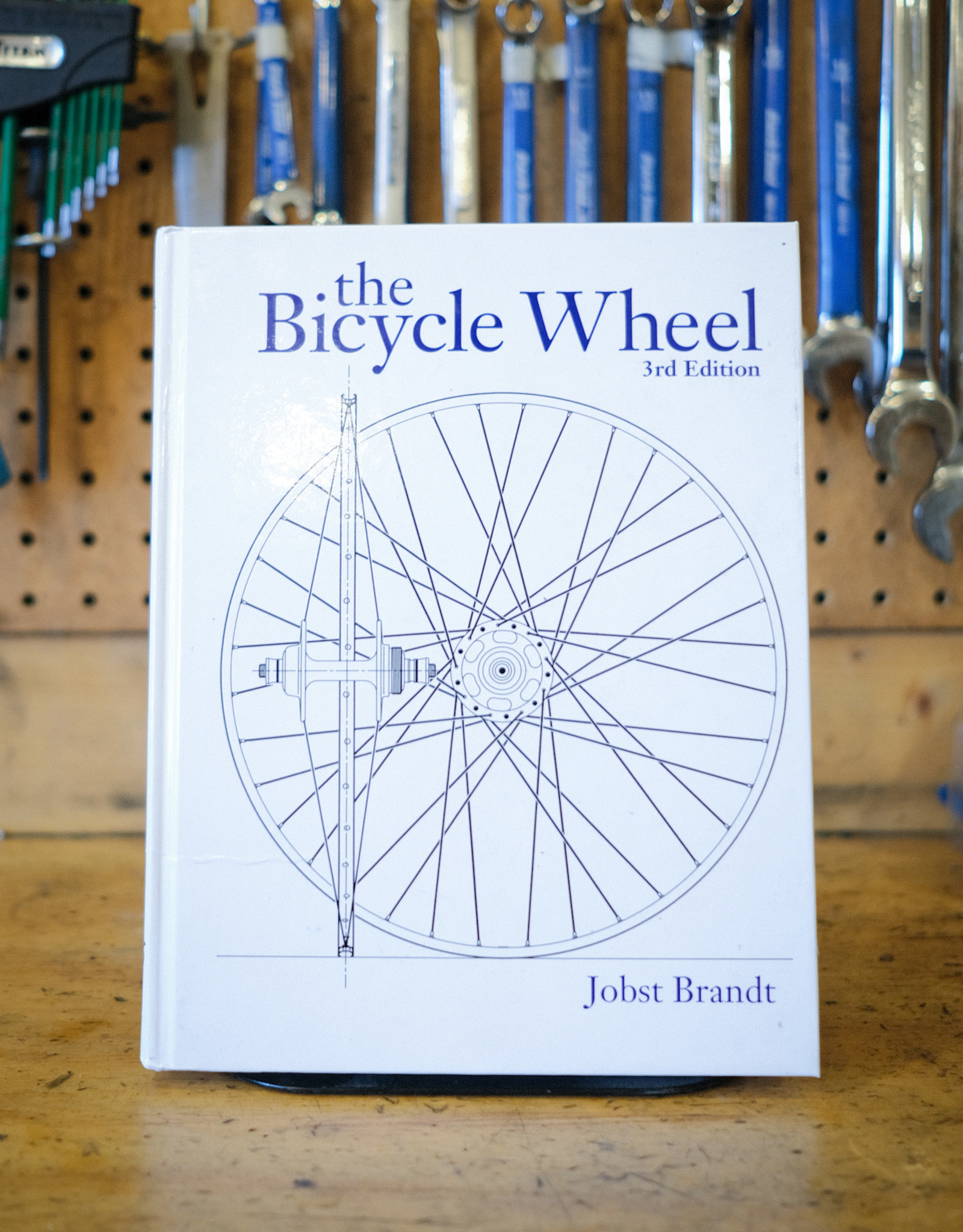 Avocet The Bicycle Wheel - 3rd Edition