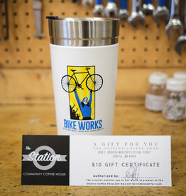 Bike Works & The Station Coffee Gift Package