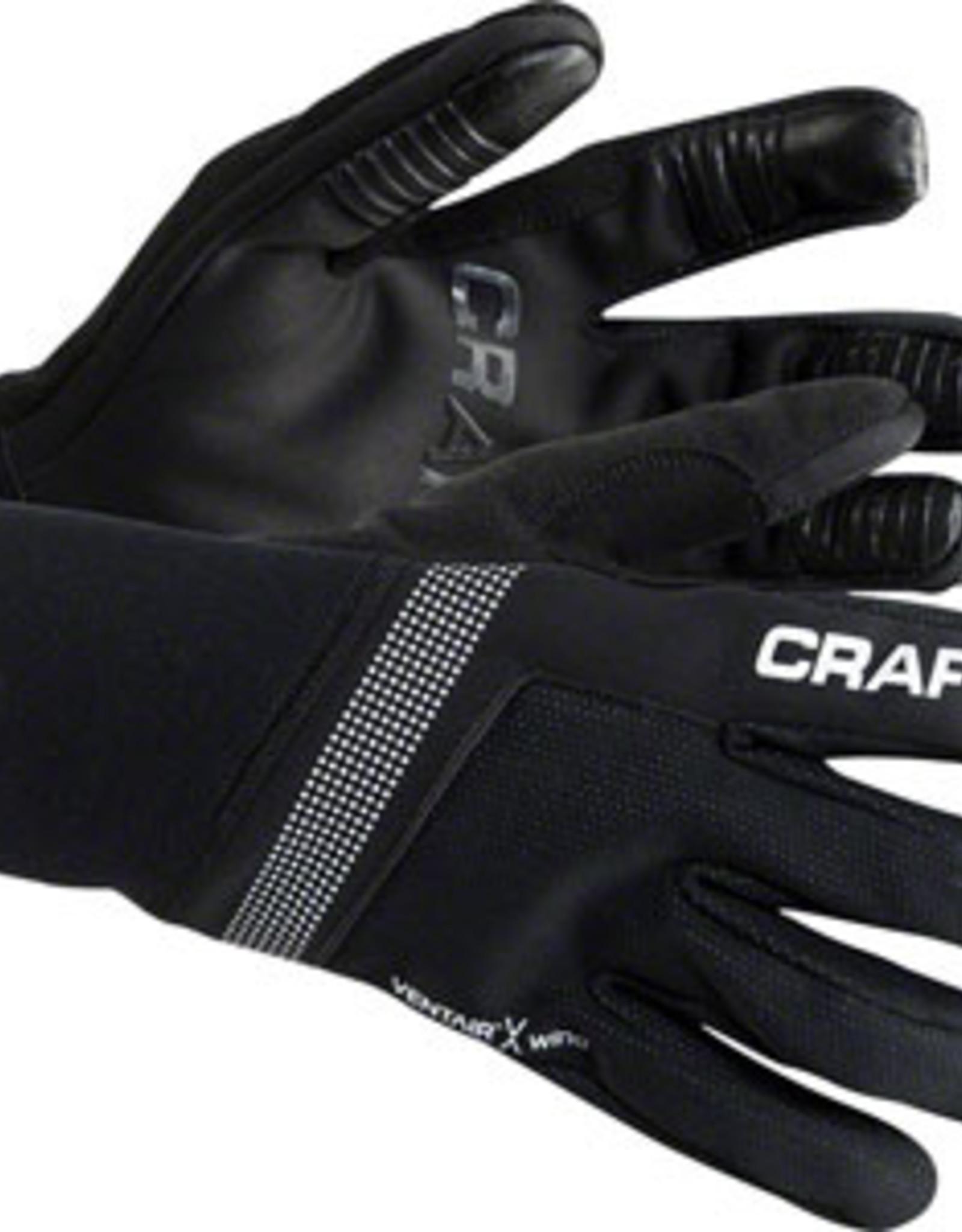 Craft Shelter Glove, Black Small
