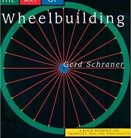 Book: The Art of Wheeel Building,  Gerd Schraner