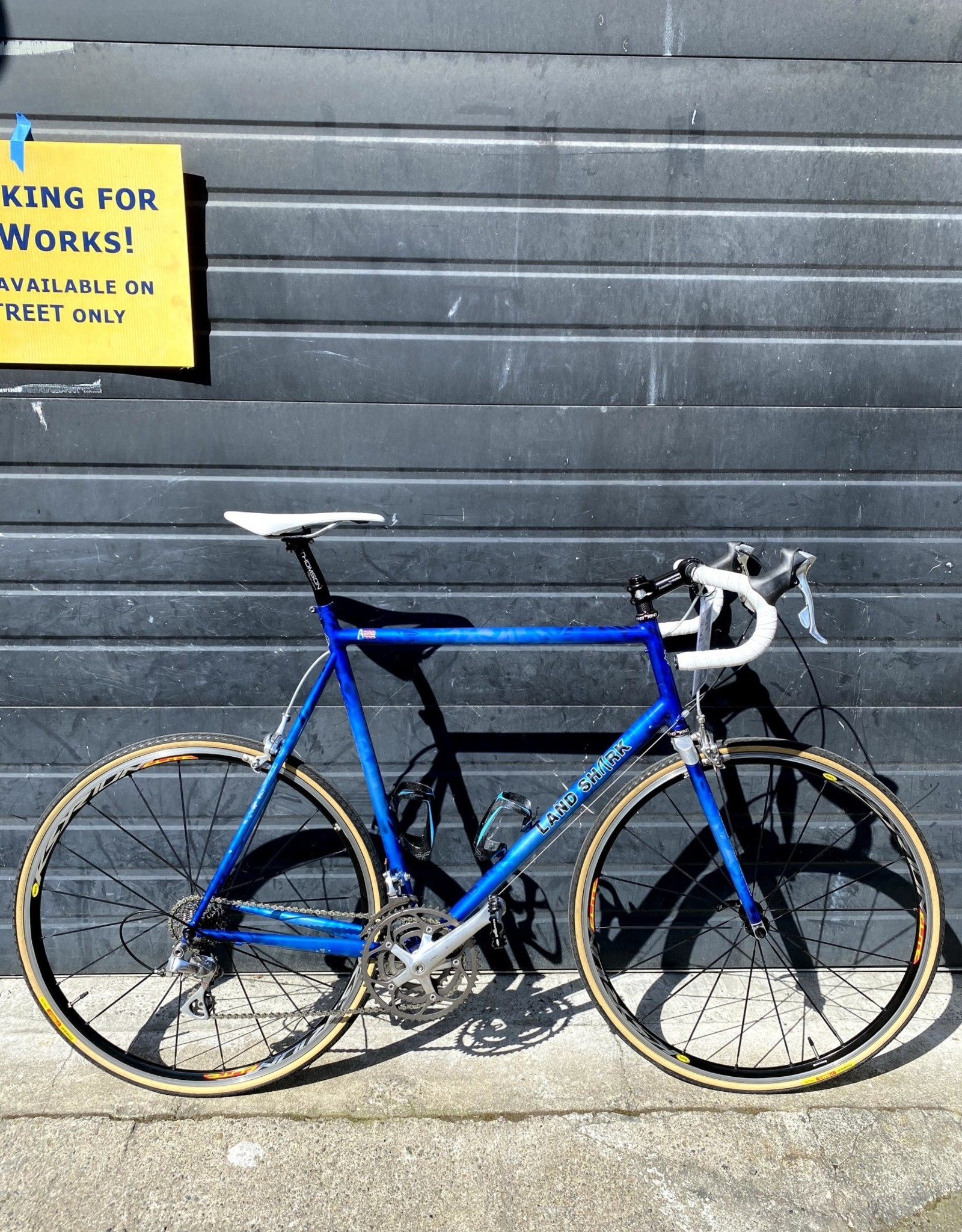 Land Shark 62cm Land Shark Road Bike