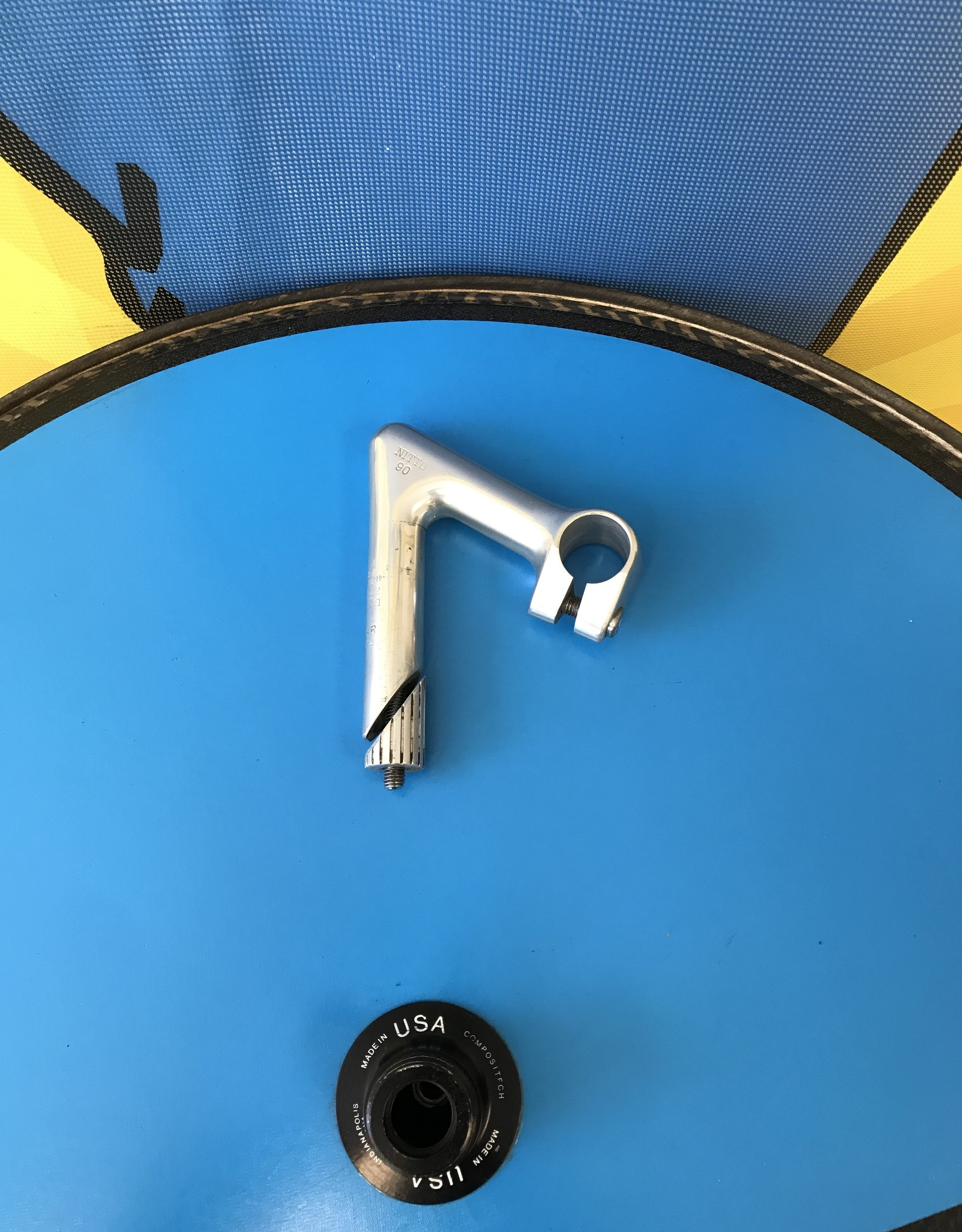 Nitto Quill Stem, NJS