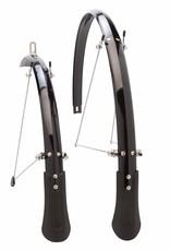 Planet Bike Planet Bike Cascadia ALX 700c Fender Set, 50mm, Wide: Black