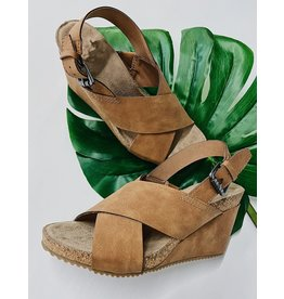 SIMILE WEDGE SANDAL