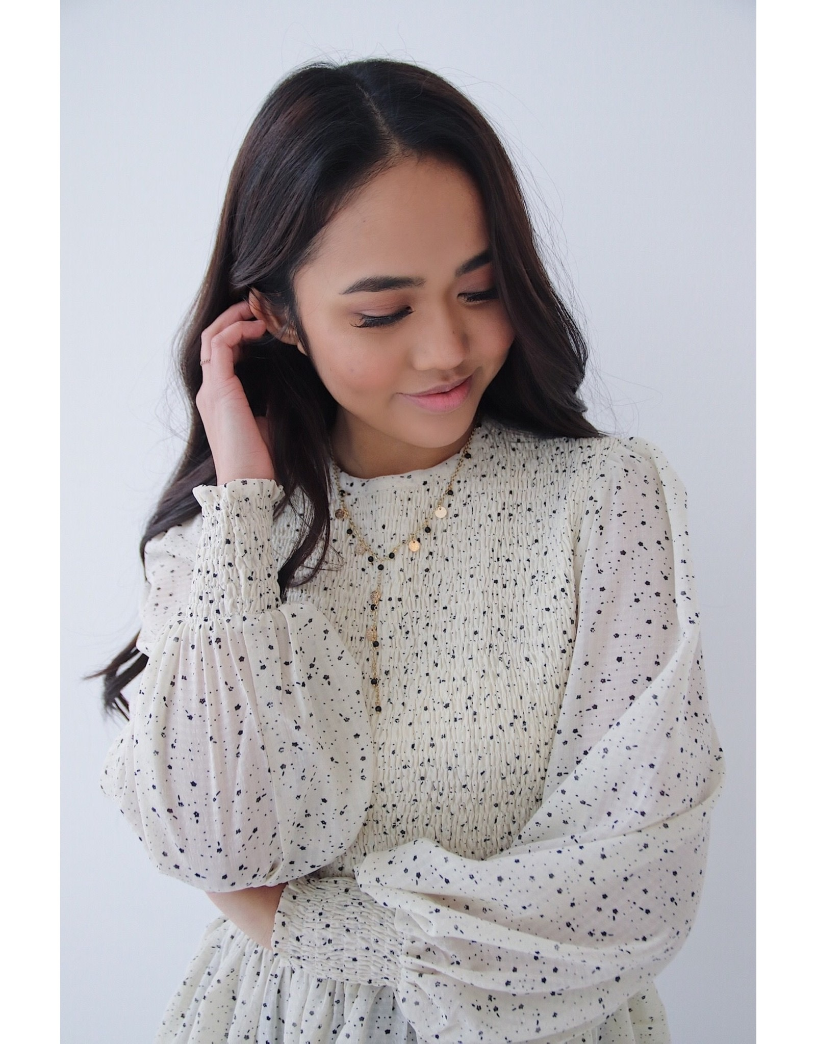 RIKA LONG SLEEVE TOP