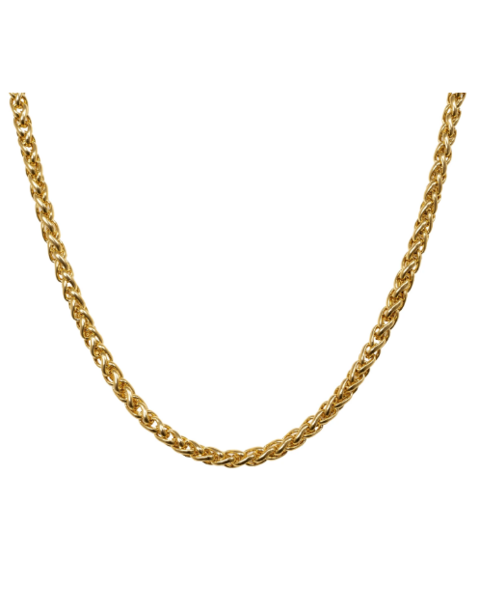 BRACHA ROPE LAYERING NECKLACE