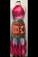 ADELYN RAE LEYLA MAXI DRESS
