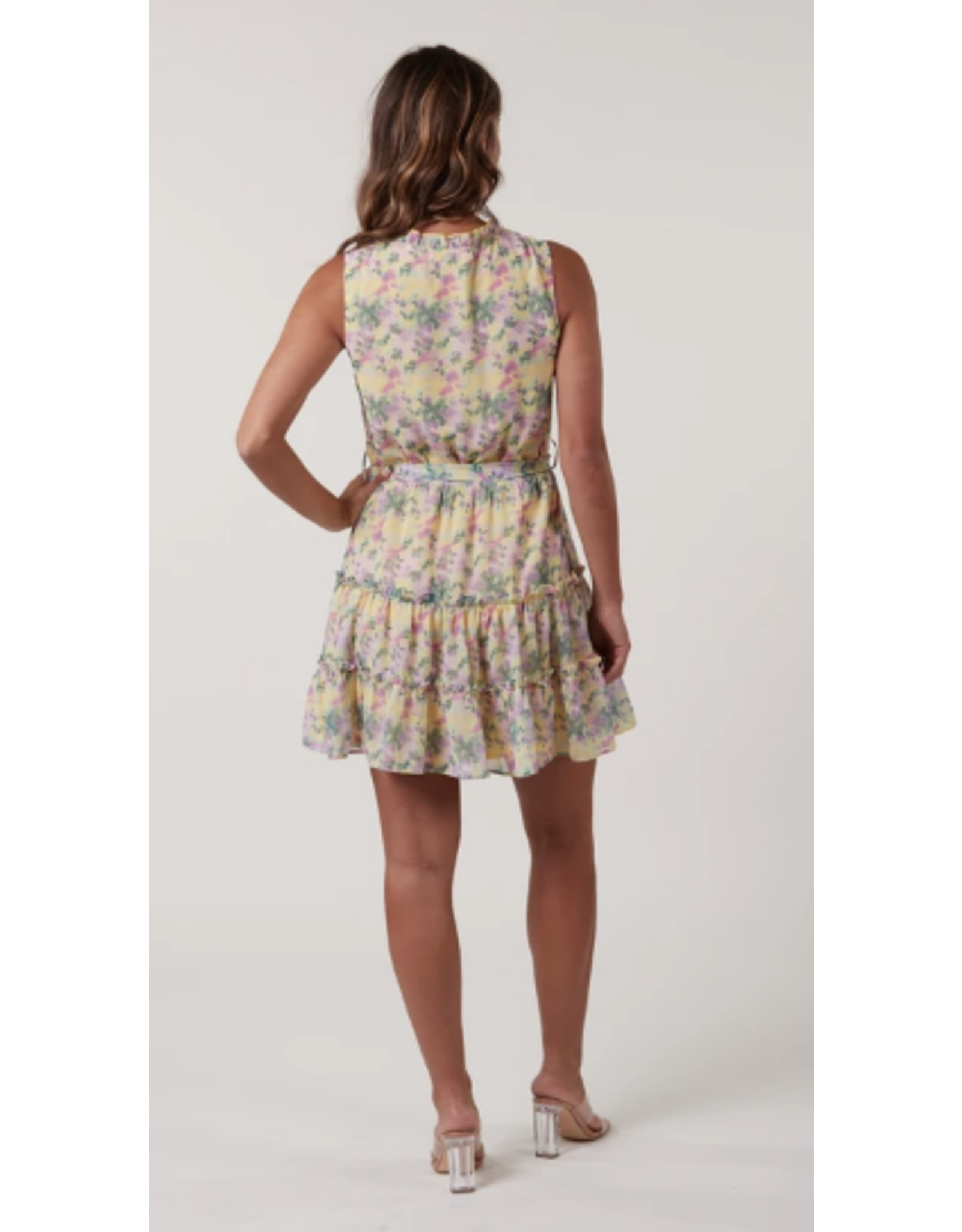 HARPER WREN BARCELONA DRESS