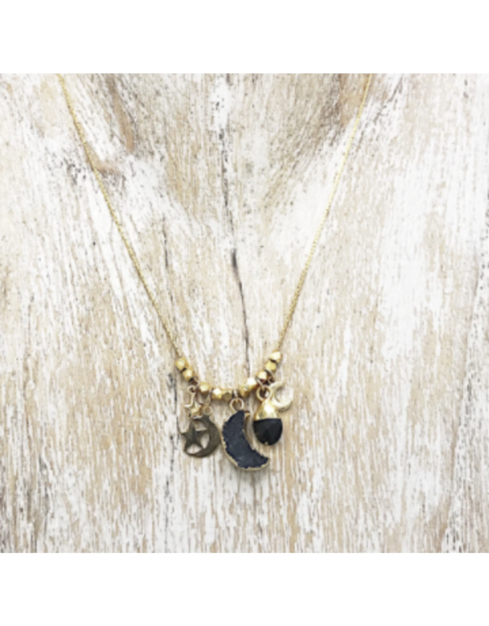 GYPSET HONEY MOONLIGHT NECKLACE