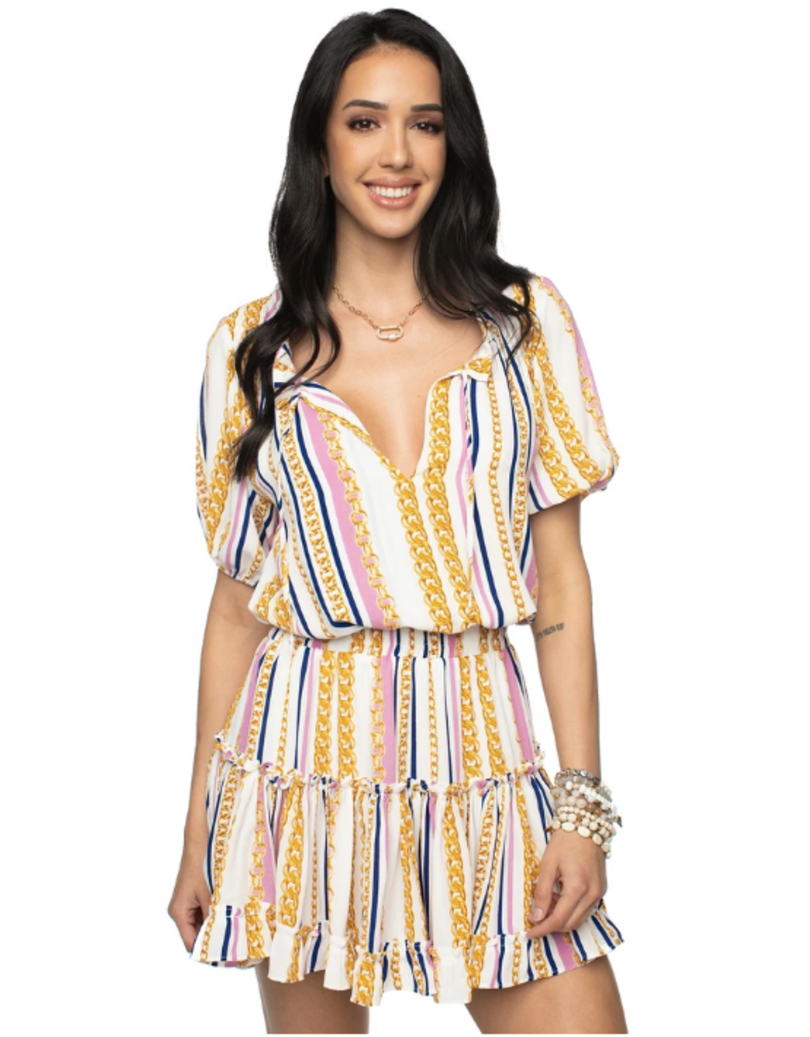 BUDDY LOVE RAY DRESS