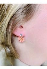 IDUNN FLOWER EARRING