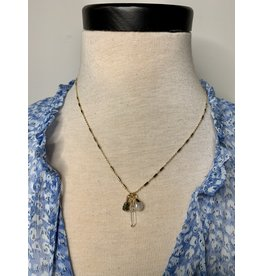 GYPSET HONEY STARLA CHARM NECKLACE