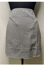 TRULY DEEPLY GINGHAM SKIRT