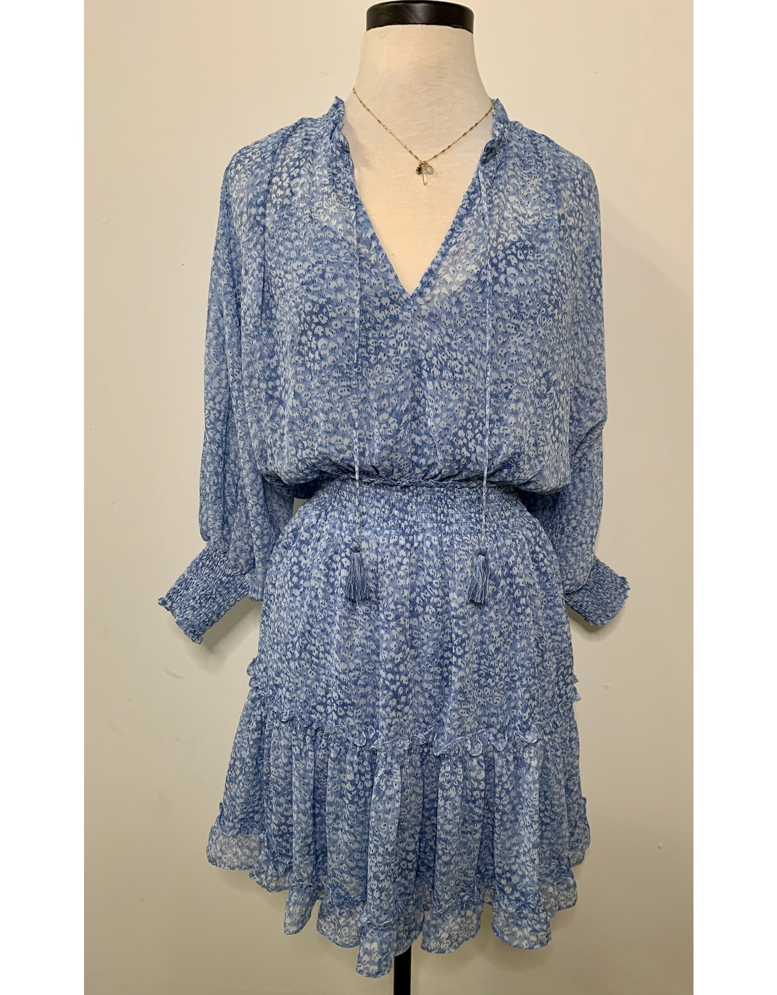 RAMA DOLMAN SLEEVE DRESS