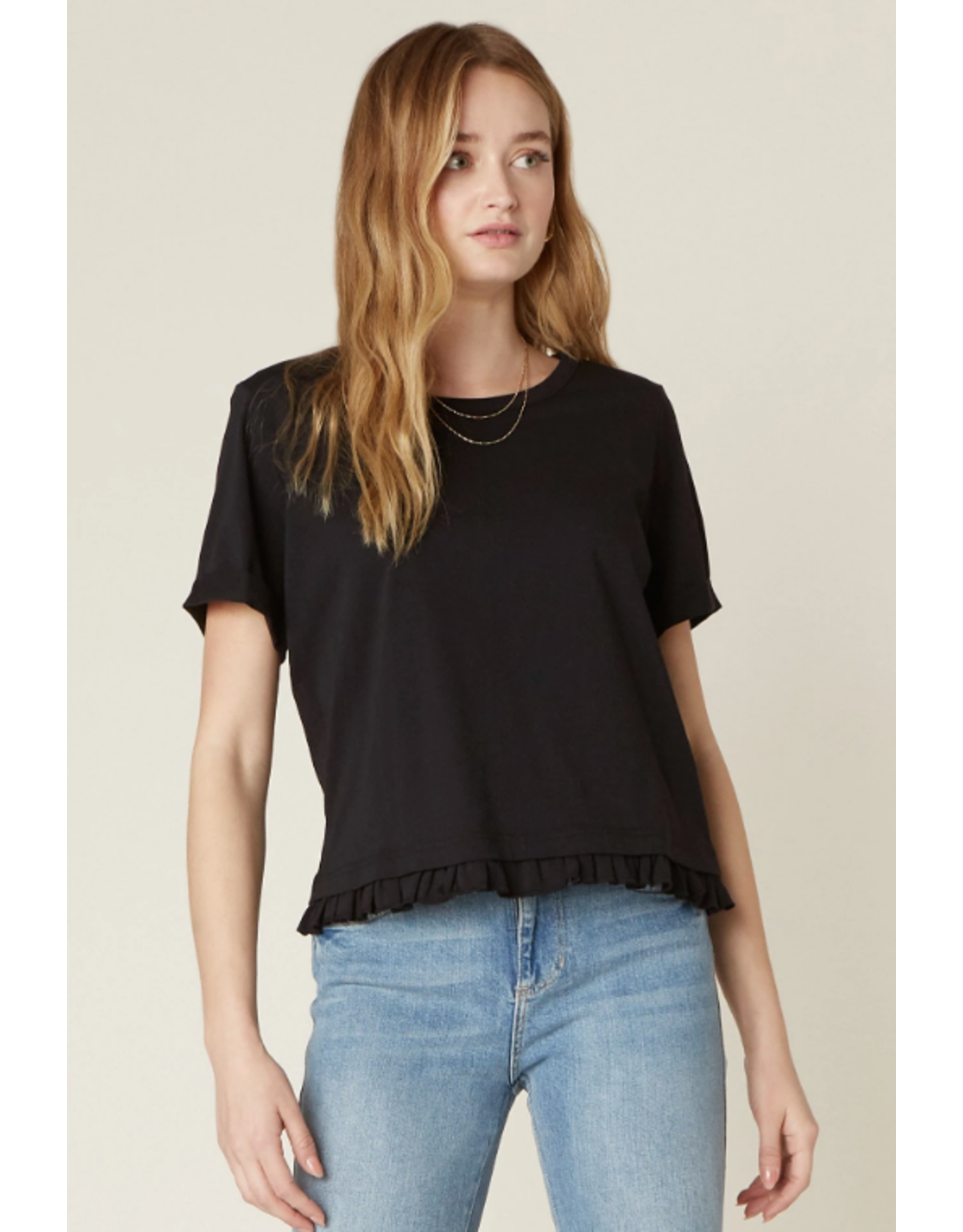 JACK BY BB DAKOTA BOXY LADY TOP