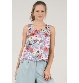MOLLY BRACKEN FREDI SLEEVELESS TOP