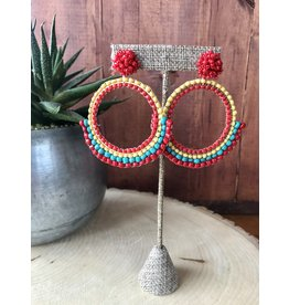 OLEK BEADED EARRING