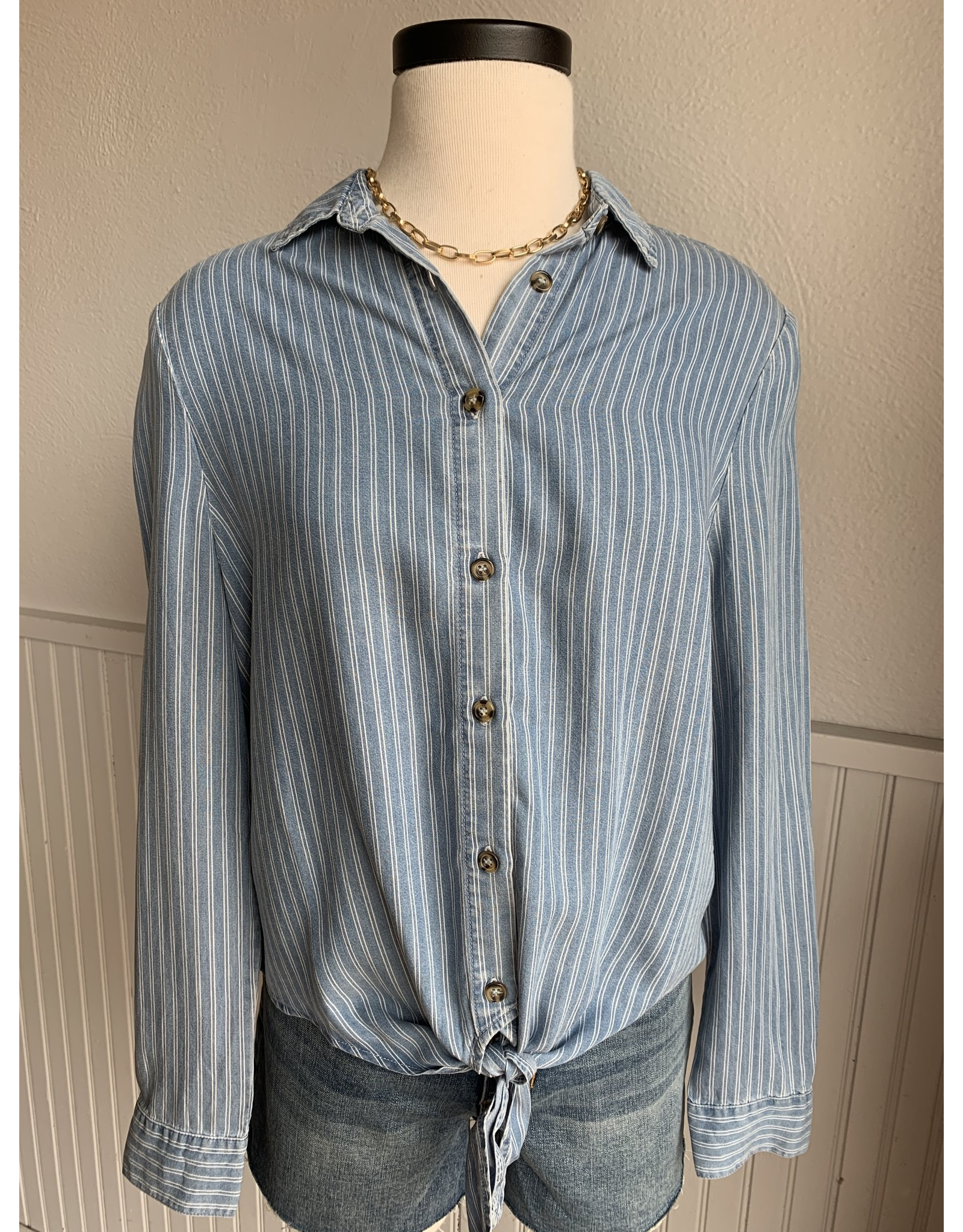 TULSI BUTTON UP SHIRT