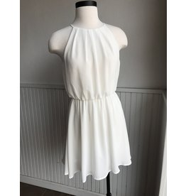 AMALTHEA PLEATED DRESS