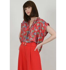 MOLLY BRACKEN BENO S/S TOP