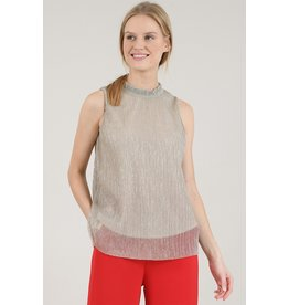 MOLLY BRACKEN GISELLA SLEEVELESS TOP