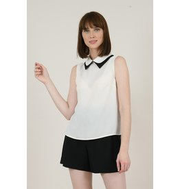 MOLLY BRACKEN ALDA SLEEVELESS TOP