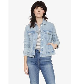 SANCTUARY KYLE CROPPED DENIM JACKET