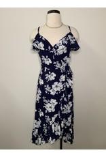 DEX ELISTA BIG FLOWER DRESS