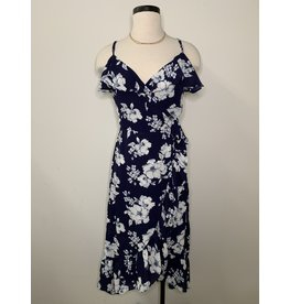 DEX ELISTA BIG FLOWER DRESS