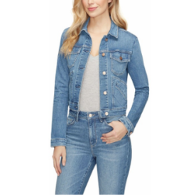 SAM EDELMAN ALIKA DENIM JACKET