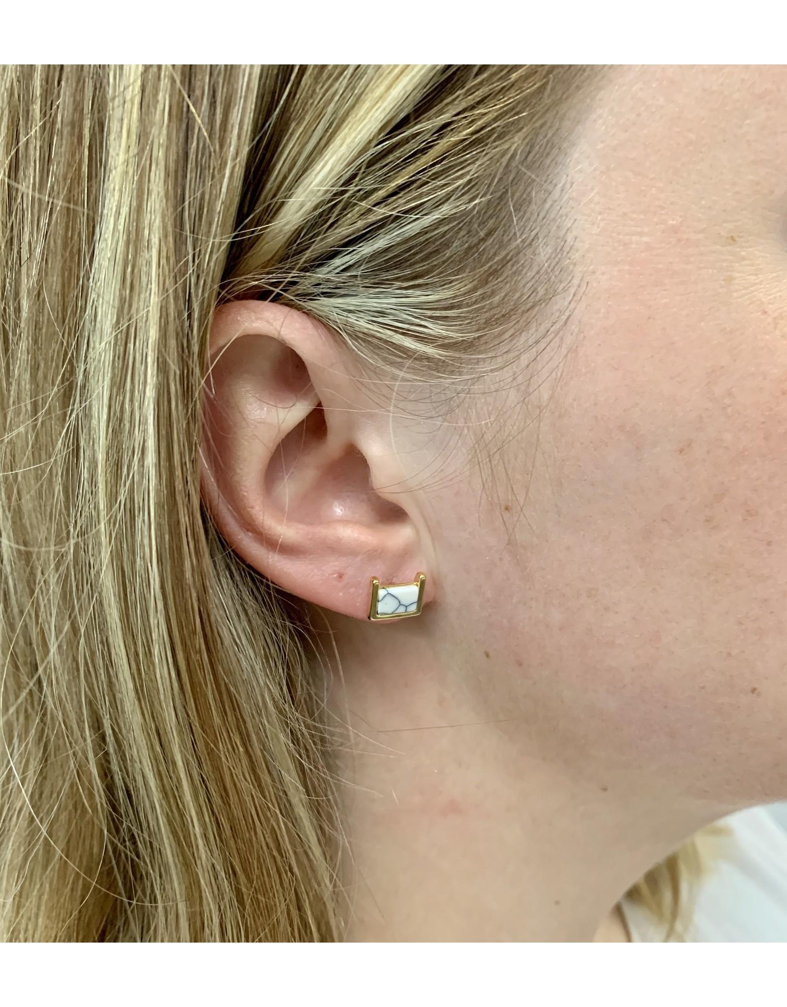 BAYOU STUD EARRINGS