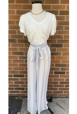 HIGH TIDE STRIPE PANT