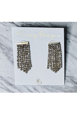 KINSEY DESIGNS BOWIE MINI TIERED DANGLE