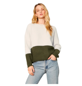BB DAKOTA NEW KNIT ON THE BLOCK SWEATER
